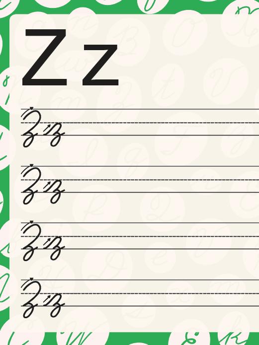 cursive-practice-sheet-z