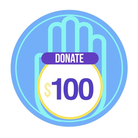 donate-100