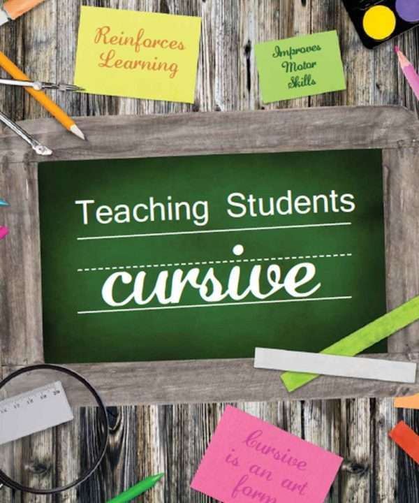 teaching-cursive-to-students