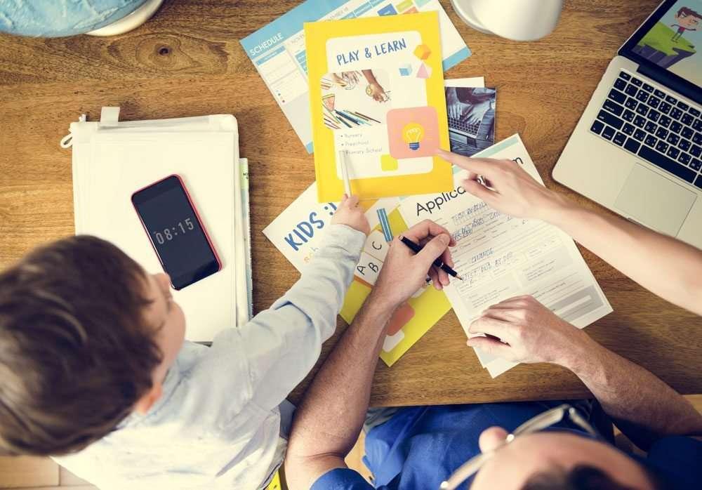 Homeschooling Lesson Strategies