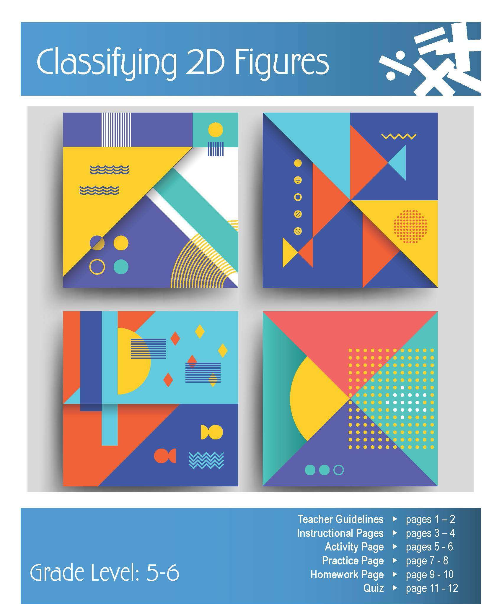 Classifying 2D Figures Lesson Plan | Clarendon Learning