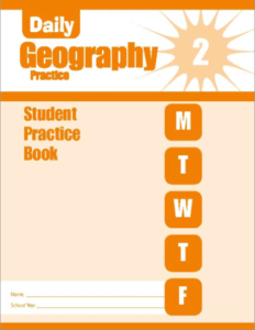 Daily Geography Student Workbook