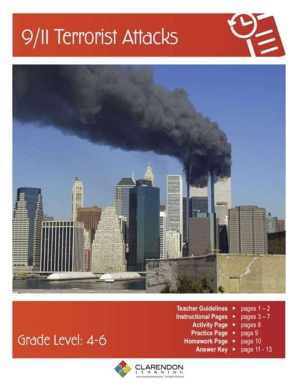 9/11 Attacks Lesson Plan