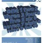 Choose/Write Word Names for Numbers Lesson Plan