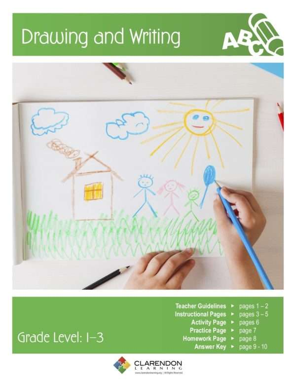 Drawing and Writing Lesson Plan