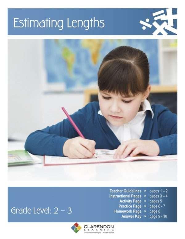 Estimating Lengths Lesson Plan