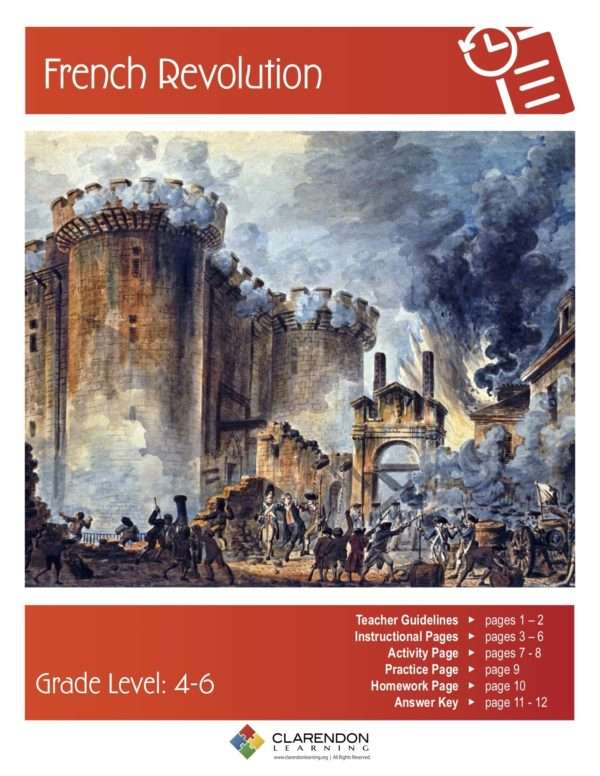 French Revolution Lesson Plan