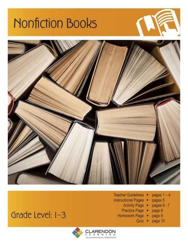 Nonfiction Books Lesson Plan