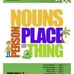 Nouns (Grades 4-6) Lesson Plan