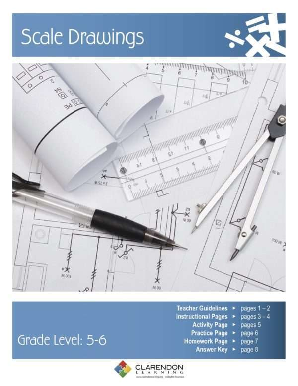 Scale Drawing Lesson Plan