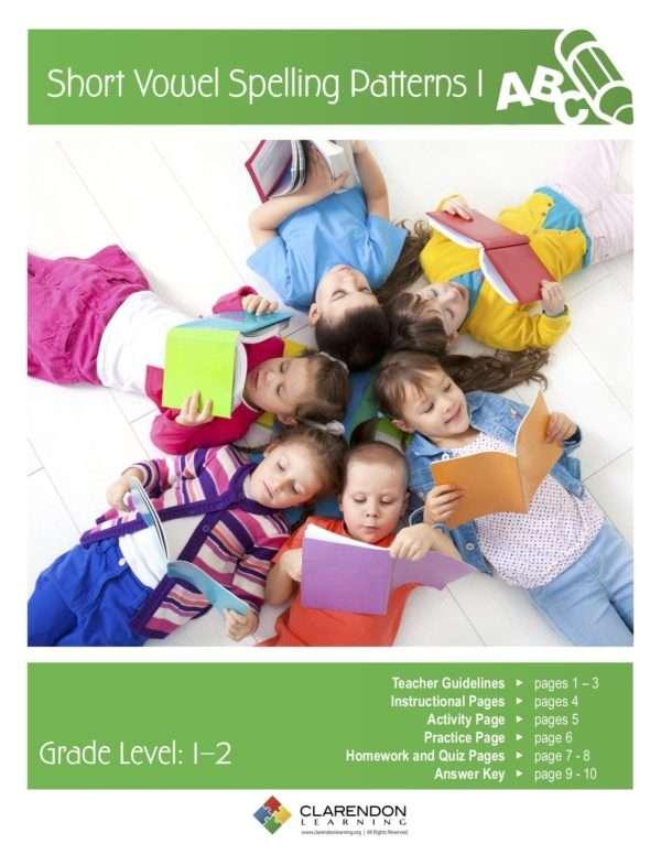 Short Vowel Spelling Patterns I Lesson Plan
