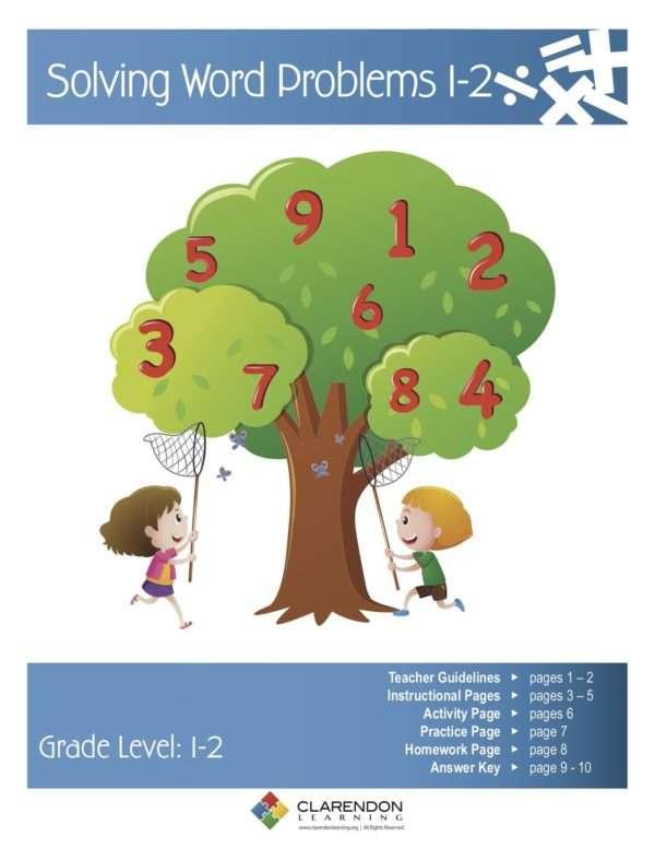 Solving Word Problems (Grades 1-2) Lesson Plan