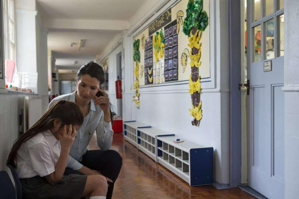 Supportive Teacher