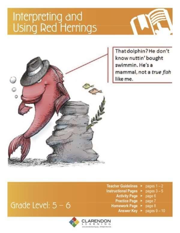 Interpreting and Using Red Herrings Lesson Plan