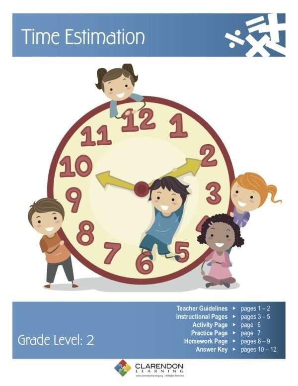 Time Estimation Lesson Plan