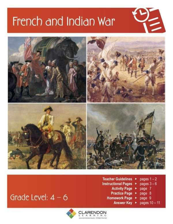 French and Indian War Lesson Plan