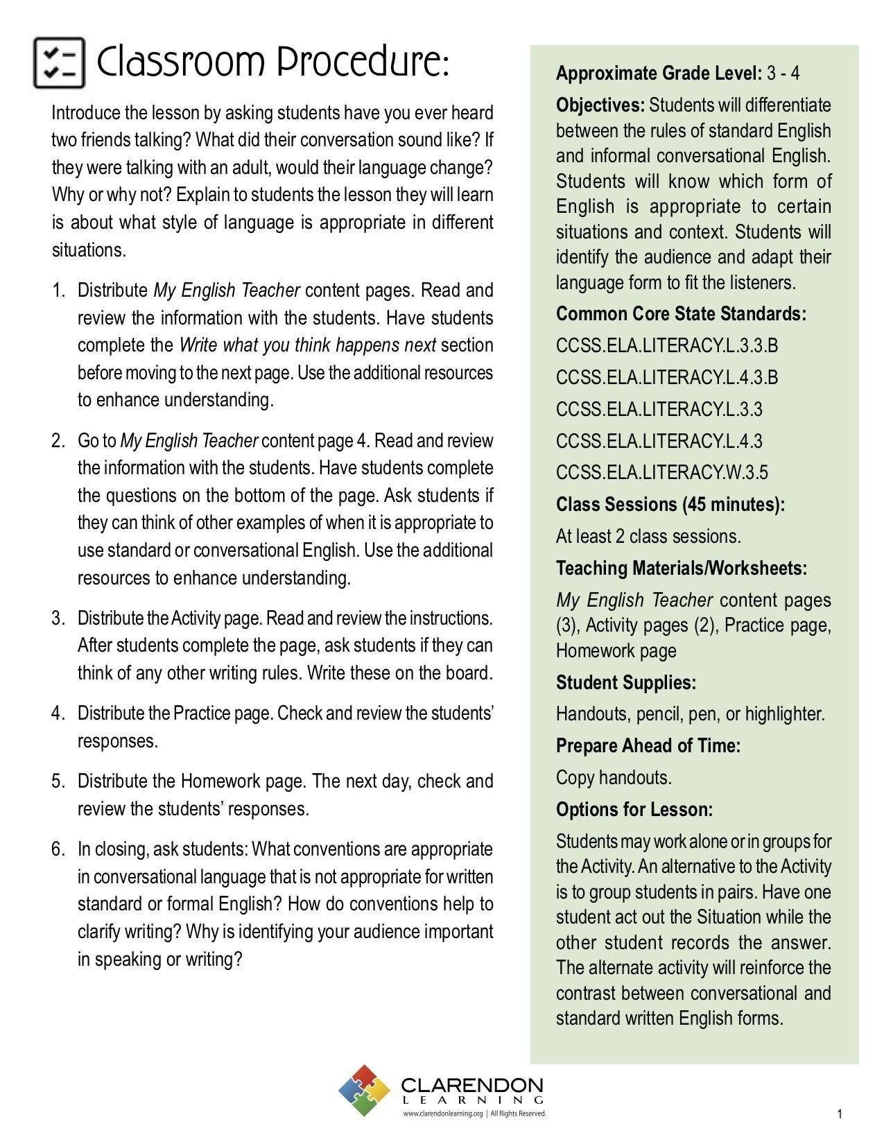 Operations Decision how to write essays